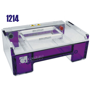 galileo 1214 horizontal gel box