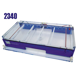 galileo 2340 horizontal gel box